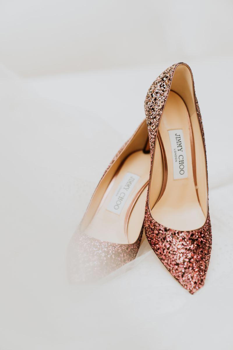 每個女孩心中的夢幻婚鞋JIMMY CHOO