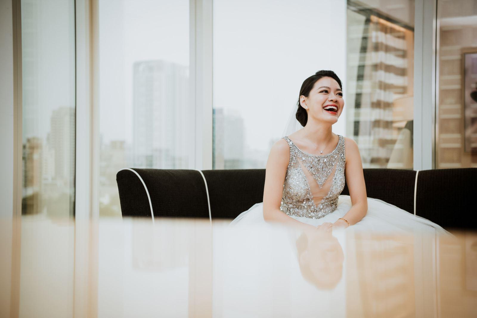新娘的首選禮服蒂米琪在台中林酒店