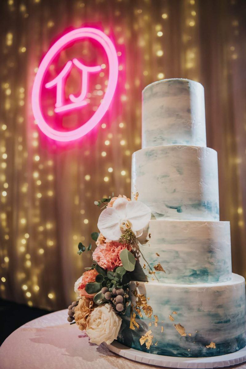 結婚蛋糕在台灣婚禮的重要性