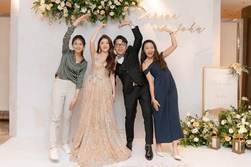 台北婚禮顧問統籌,讓您輕鬆籌備婚禮
