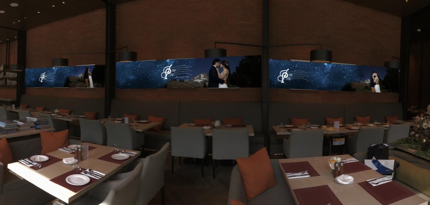 台北特殊宴客場地,吃套餐的宴客場地