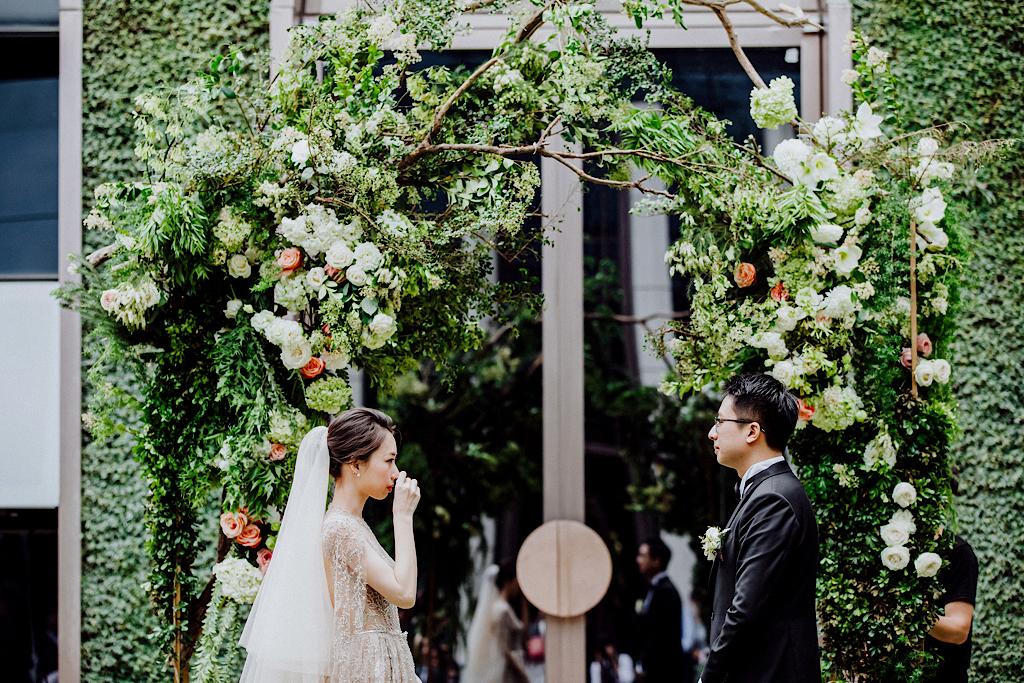 戶外婚禮不可少的結婚誓言