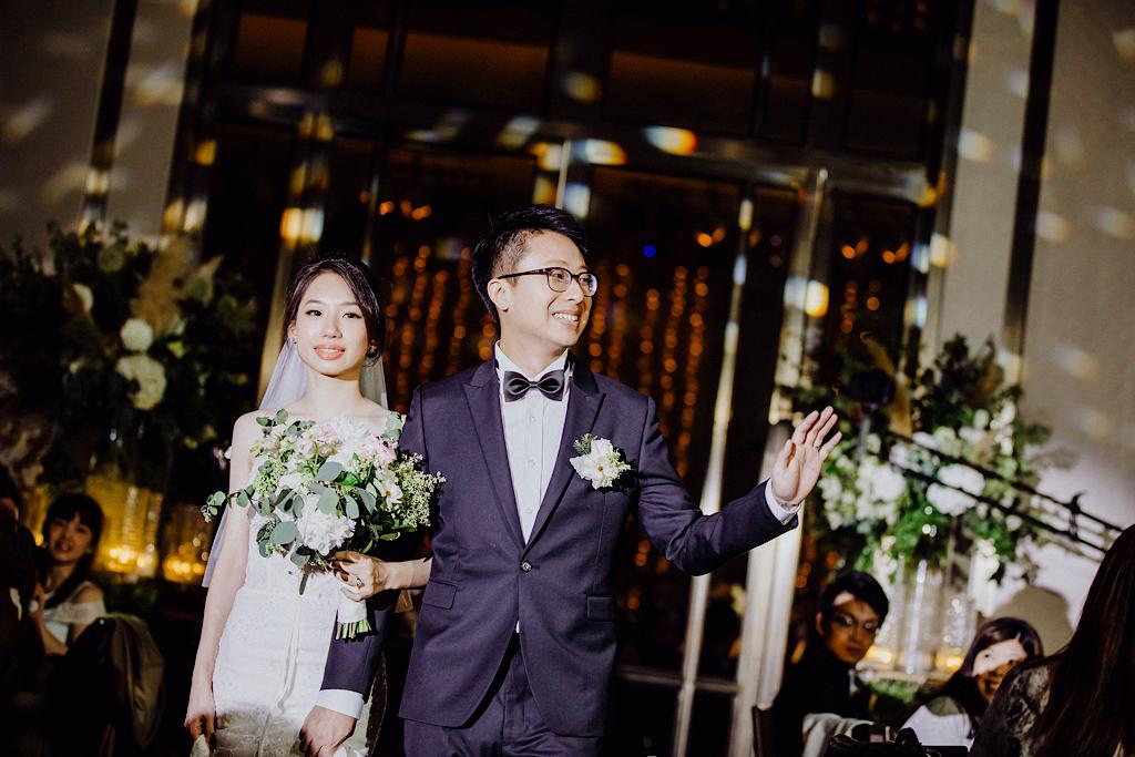 美式新娘捧花