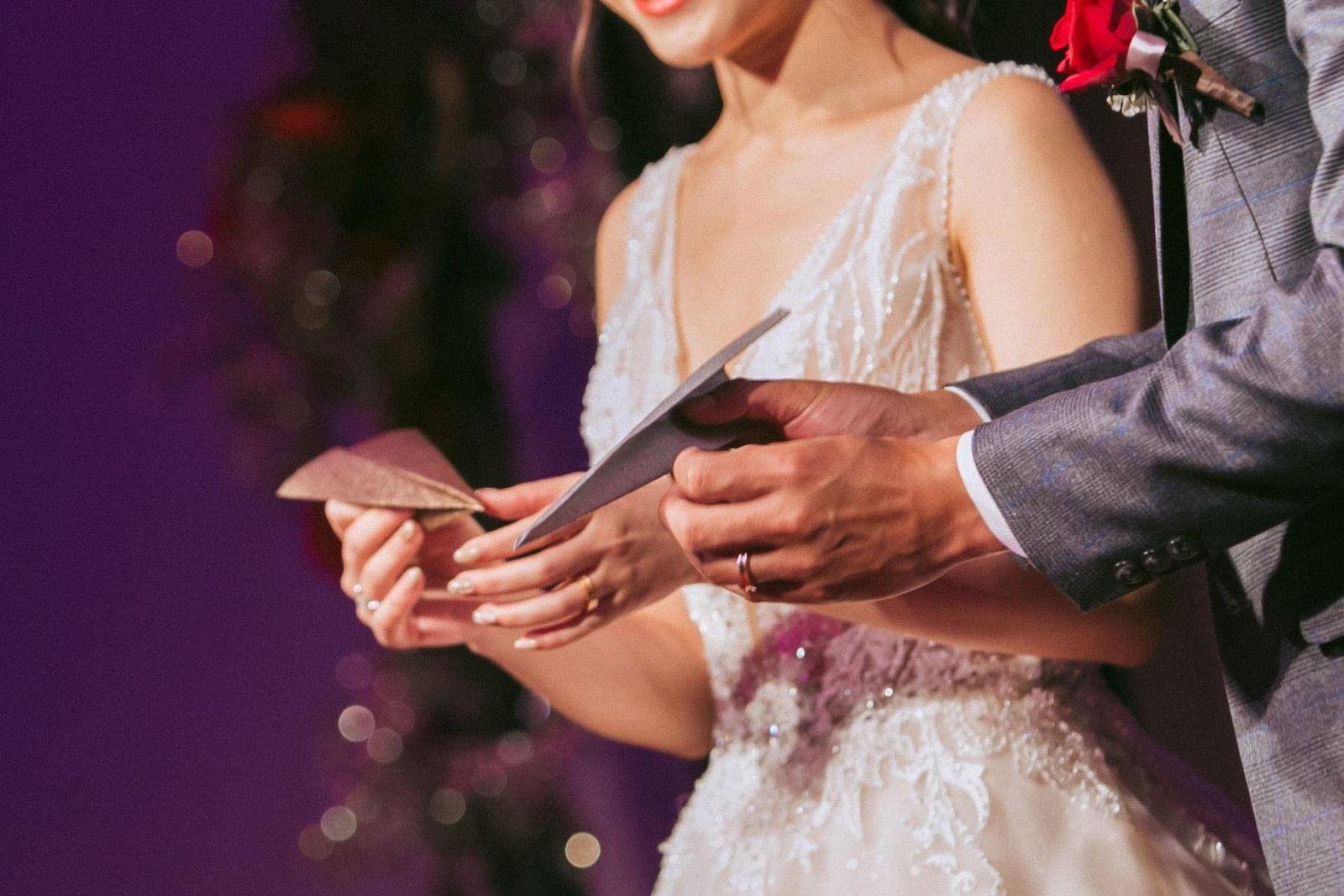 台南晶英婚禮的軍官婚禮