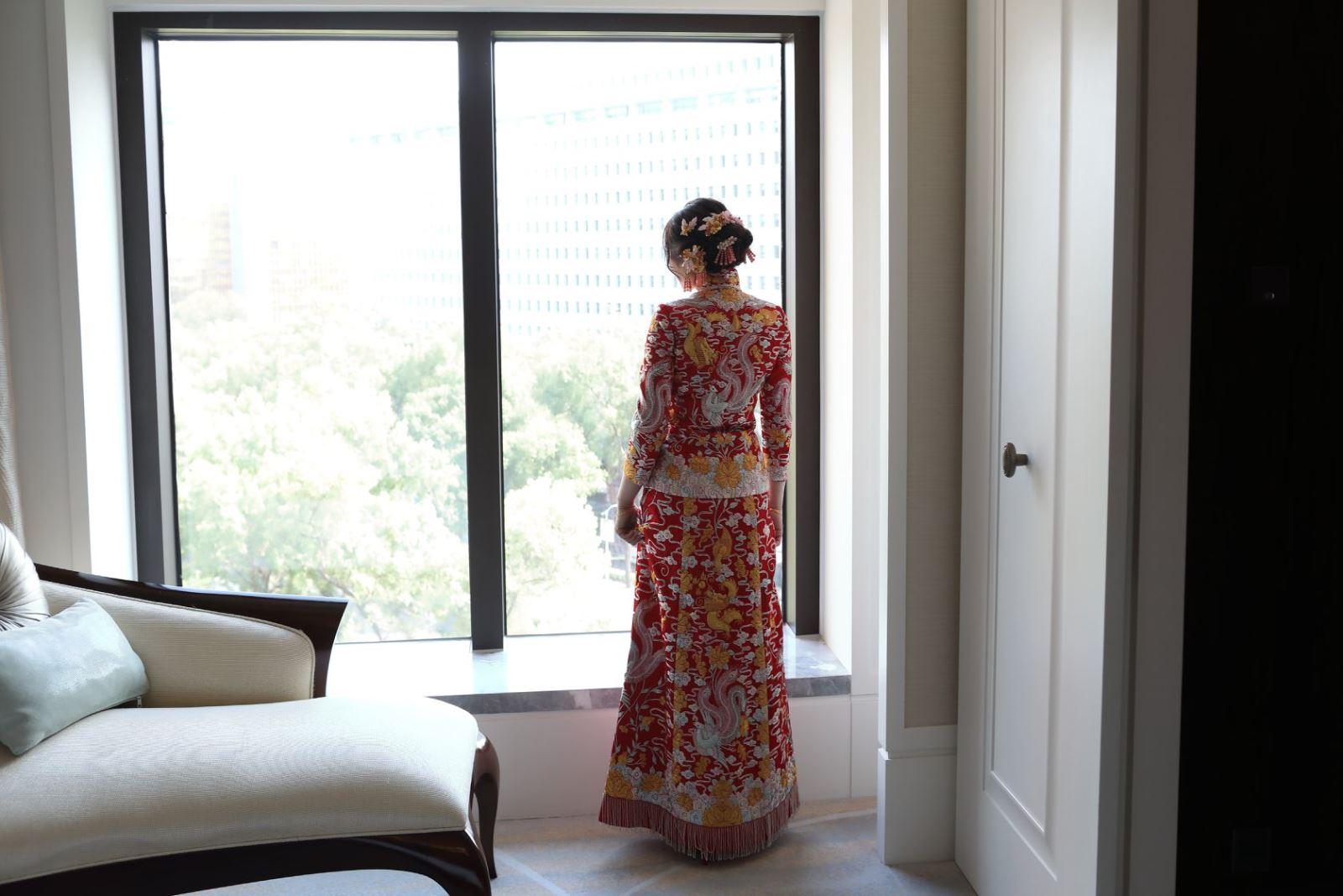 文華東方的新娘