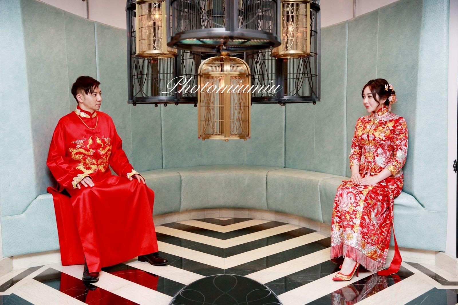 文華東方的特色廁所鳥籠