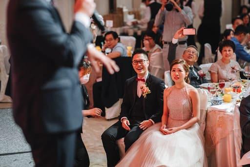 哥哥在婚禮上的致詞