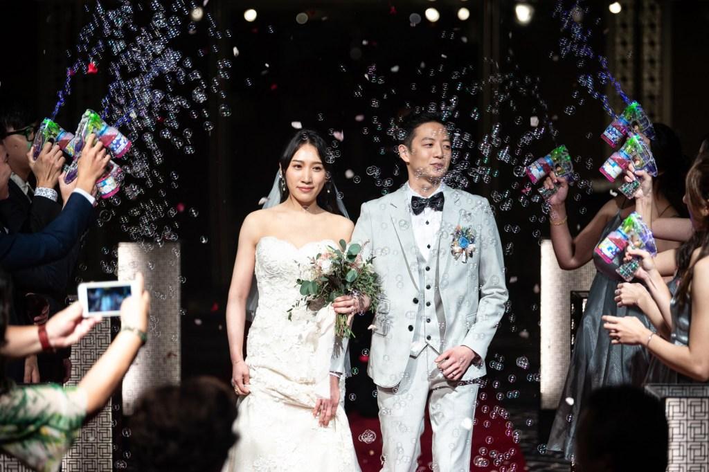 晶華酒店3樓婚禮