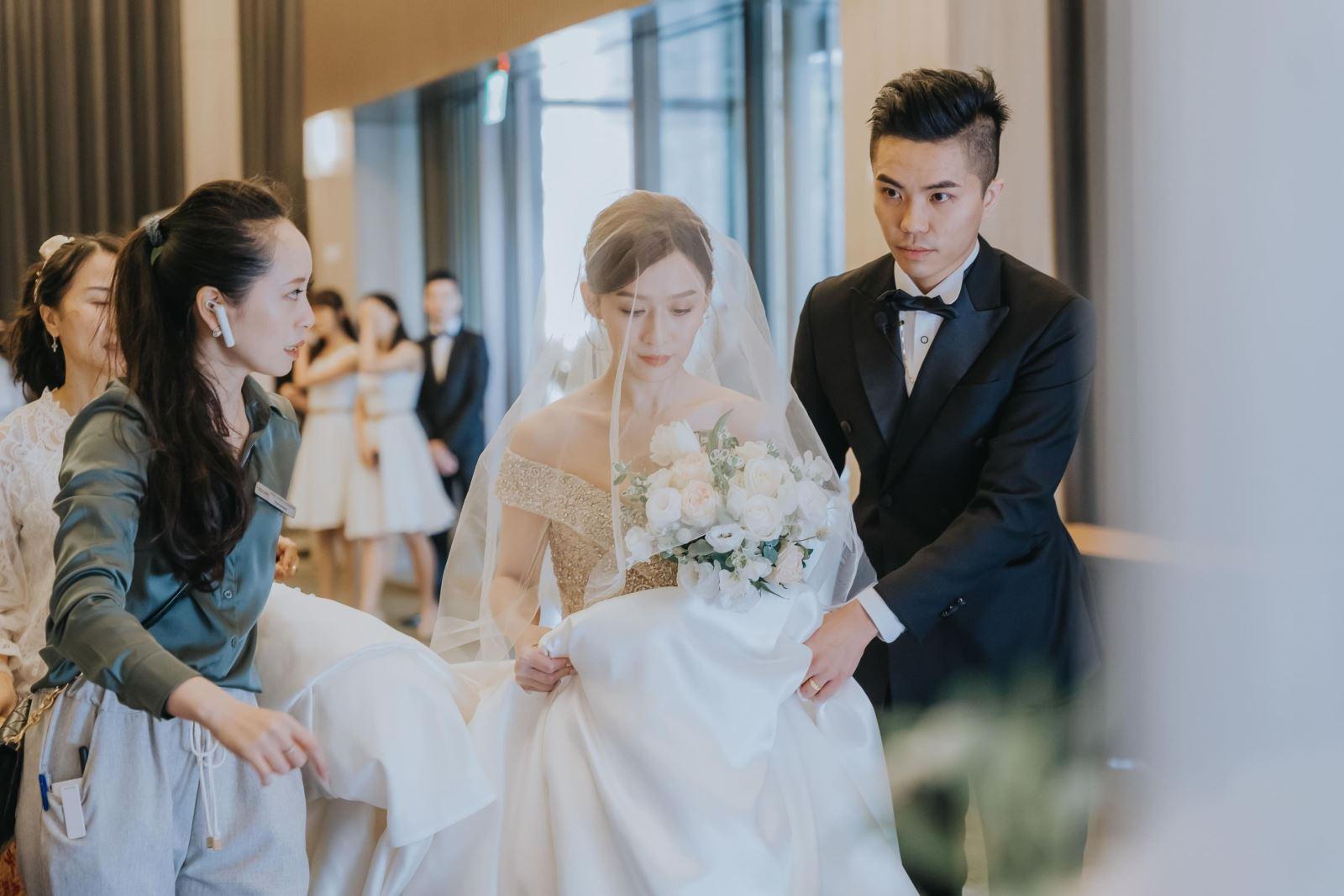 婚禮顧問新娘管家服務