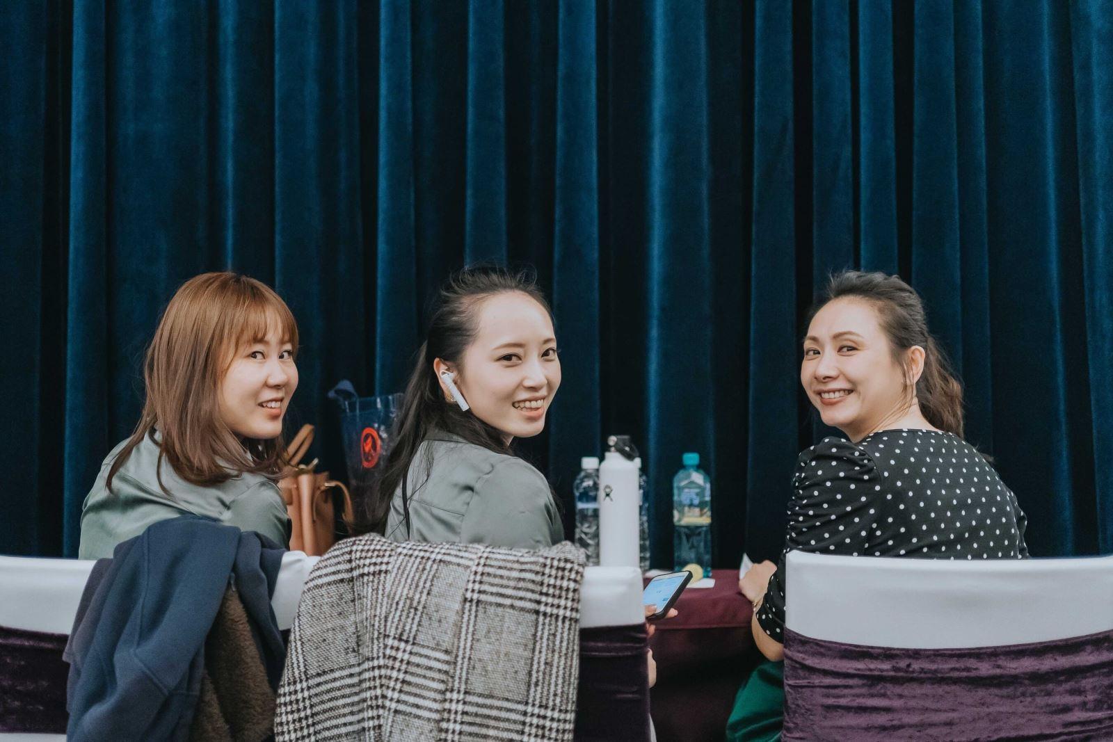 台北婚禮顧問團隊,新娘管家,影音控,場控,主持