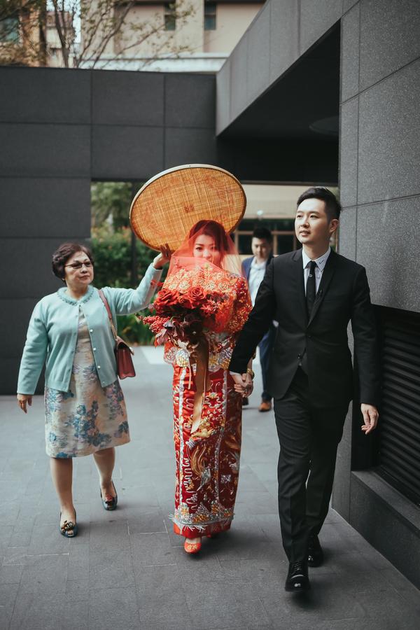 迎娶儀式,新娘娶進門