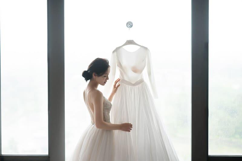White Atelier 高級訂製( White手工婚紗)